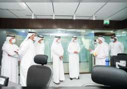 Moro Hub receives delegation from Dubai Health Authority
