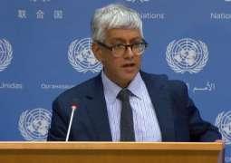 UN Concerned By Tensions on Armenia-Azerbaijan Border, Calls for Restraint - Spokesman