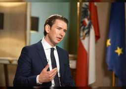 Exclusive: Abu Dhabi Crown Prince's visit to Austria a source of  honour for us: Chancellor Kurz to WAM