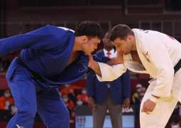 Japan Wins Another Olympic Judo Gold After Aaron Wolf Defeats South Korea's Guham Cho
