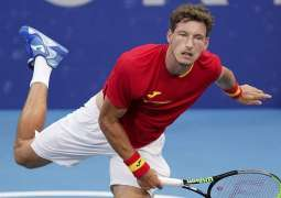 Russian Tennis Star Medvedev Loses to Spain's Carreno Busta in Quarterfinal at Olympics
