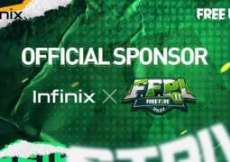 Infinix partners with Free Fire to encourage Esports in Pakistan