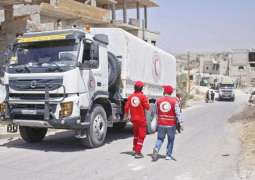 Syria Militants Target Red Crescent Workers With Rockets in Daraa City - Reports
