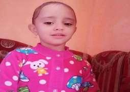 مقتل طفلة صغیرة بعد الاغتصاب علی ید العجوز فی مصر