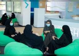 """جامعة الإمارات تستعرض بـ """"إكسبو دبي2020 """" برنامج """"المستكشفين"""" لإعداد جيل من صُنّاع الوظائف"""