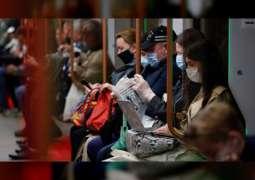 """روسيا تسجل 23564 إصابة جديدة بـ """"كورونا"""" و794 وفاة خلال يوم واحد"""