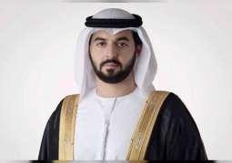 علي بن سعود بن راشد المعلا يشهد افتتاح خور أم القيوين أمام الصيادين المواطنين