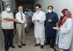 "Vice-Chancellor Prof Dr Nasim Ahmad inaugurated ""Probiotics Research Lab"" in UVAS"