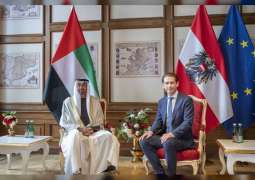 Analysis: Profound appreciation for Mohamed bin Zayed's visit to Austria