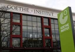 Germany's Goethe-Institut Announces Suspension of Activities in Belarus Starting Friday