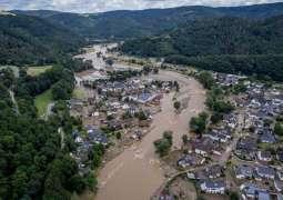 ألمانيا:فيضانات يوليو الأسوأ منذ عام 1962