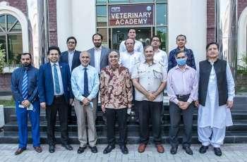 Indonesian Ambassador visits UVAS, seeks collaboration