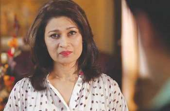 Veteran TV actor Naila Jafrri passes away