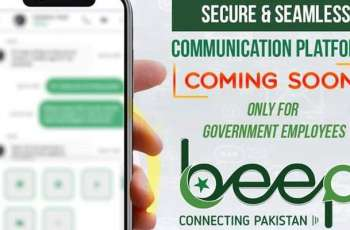 Pakistan developing digital messaging app as alternative to whatsapp