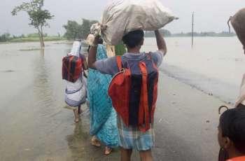 ارتفاع عدد ضحايا الفيضانات في الهند إلى 159