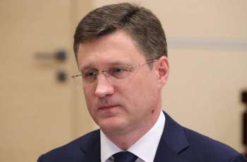 Novak Got No Requests From Europe for Talks to Extend Gas Transit Via Ukraine From 2024