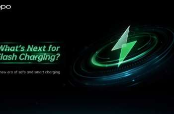 What's Next for Flash Charging? OPPO Introduces a New Generation of Safer, Smarter Flash Charging Technology