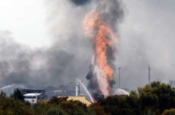Germany's Leverkusen Partially Lifts Threat Warning After Chemical Plant Explosion