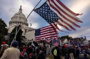 US Capitol Police Describe 'Horrific' Violence in First Hearing on January 6 Riot