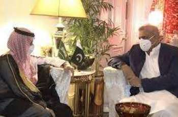 Saudi FM assures Pakistan Saudi Arabia's unflinching support: ISPR
