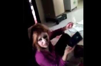 TikToker Kiran Abbasi attacked at home
