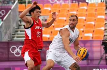 Latvia Wins Basketball 3x3 Final Against Russian Team at Olympic Games