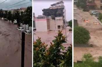 Flooding Kills Two in Pakistan's Islamabad - Reports