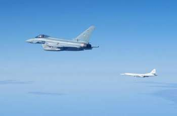 NATO Claims 'Intercepted' Russian Aircraft Over Baltic Sea
