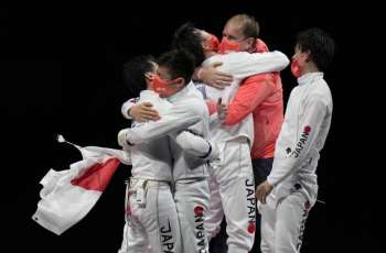 Japan Breaks Its Olympic Record With 17 Gold Medals
