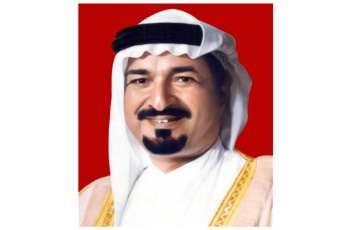 حاكم عجمان يهنئ ملك المغرب بعيد العرش