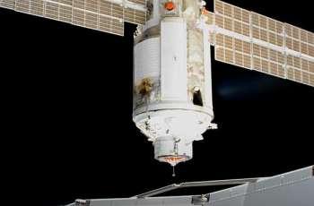 Russian Module Nauka Integrated Into ISS - Roscosmos