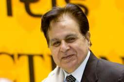 Dilip Kumar passes away