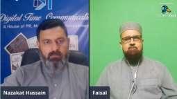 Effective communication can help promote democracy: Nazakat Hussain