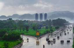 First Monsoon rain system lashes most parts of the country