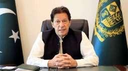 رئیس وزراء باکستان یوٴکد دعم بلادہ لترکیا فی الخسائر فی الأرواح و الممتلکات اثر حرائق الغابات