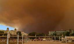 Three Hotels Evacuated in Turkey's Bodrum Over Wildfires - Mayor