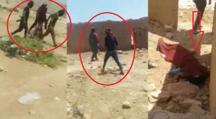مقتل فتاة سوریة علی ید أشقائھا رمیا بالرصاص فی محافظة الحسکة