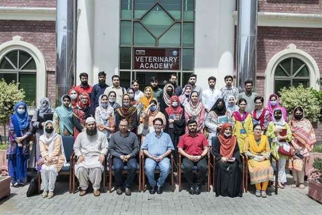 3-Day training on 'Working in BSL-3 Laboratory' for emerging pathogens concludes at UVAS