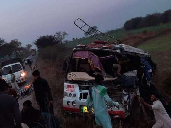 At least 13 people including nine Chinese die in Upper Kohistan area