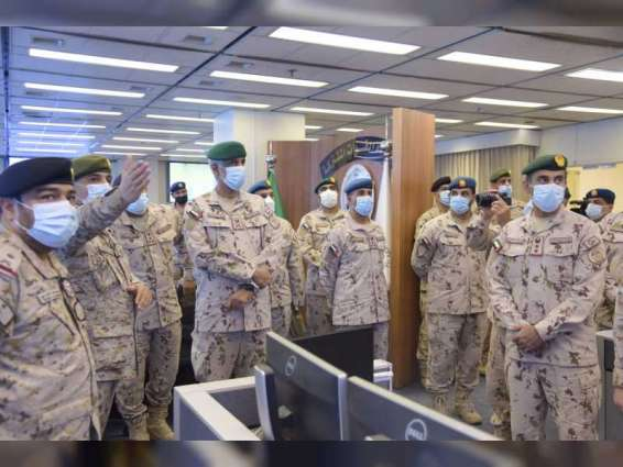 Commander of Joint Operations at Ministry of Defence meets Saudi Deputy Chief of Staff