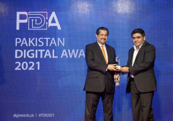 "Brand Spectrum wins ""Best Social Media Influencer Campaign"" Recognition at Pakistan Digital Awards 2021"