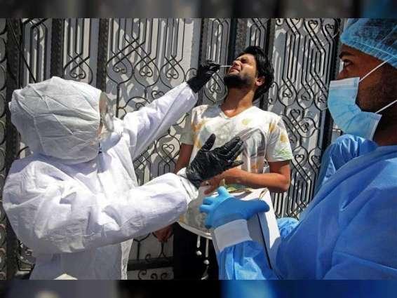 """العراق يسجل 59 وفاة و 8922 إصابة جديدة بـ""""كورونا"""""""