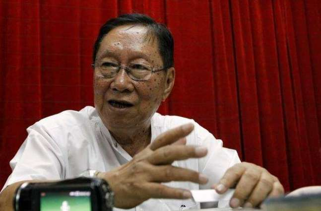 Top Member of Myanmar's Former Ruling Party Dies of COVID-19 - Reports
