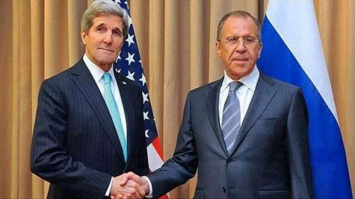 Lavrov, Kerry Discuss Joint Preparations for Conference on Climate Change in Glasgow