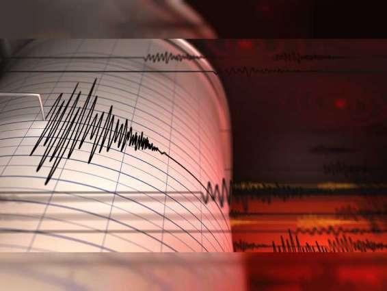 No impact of Iran earthquake in UAE, says NCM