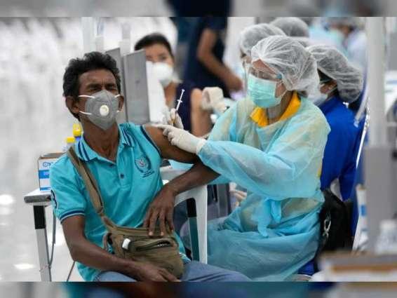 تايلاند تسجل 14575 إصابة جديدة بكورونا