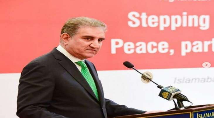 وزیر خارجیة باکستان شاہ محمود قریشي یتوجہ الی الصین فی زیارة رسمیة