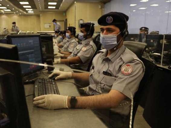 Abu Dhabi Police receive 38,000 emergency calls during Eid break