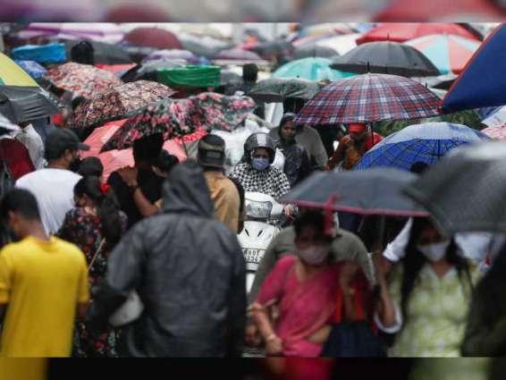 """الهند تسجل أكثر من 39 ألف إصابة جديدة بـ """" كورونا """""""