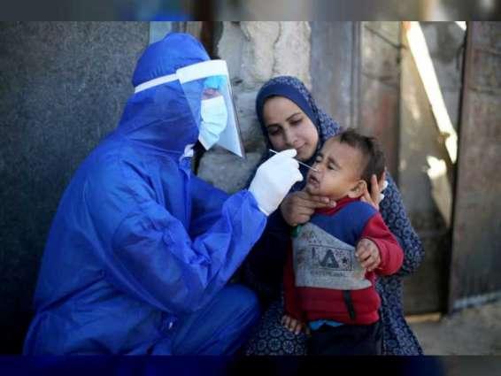 """وفاتان و57 إصابة جديدة بفيروس """"كورونا"""" في فلسطين"""